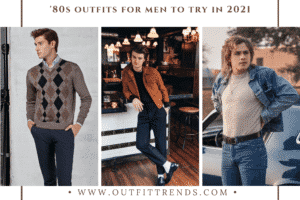 80s Fashion for Men – 32 Best Outfits Inspired by 1980s