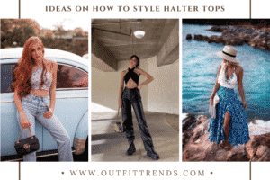 Halter Top Outfits – 32 Ideas on How to Wear Them