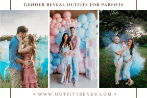 15 Best Gender Reveal Outfits for Parents in 2021