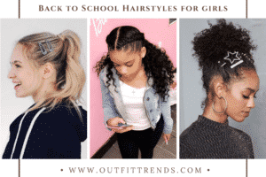 16 Cutest Back-to-School Hairstyle Ideas for Girls