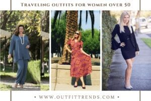 30 Best Traveling Outfits for Women over 50 for Comfort & Style