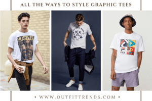 Graphic Tee Outfits for Men – 28 Ways to Style a Graphic Tee