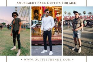 Theme Park Outfits for Men- 21 Outfits To Wear To Theme Parks