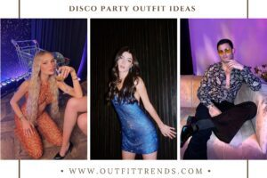 Disco Party Outfits 30 Ideas on What to Wear to a Disco