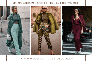 18 Best Monochrome Outfits for WomenHow to Dress Monochrome
