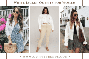White Jacket Outfits 17 Ways to Style Your White Jackets