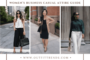 Business Casual Attire Guide for Women 18 Outfits for 2021
