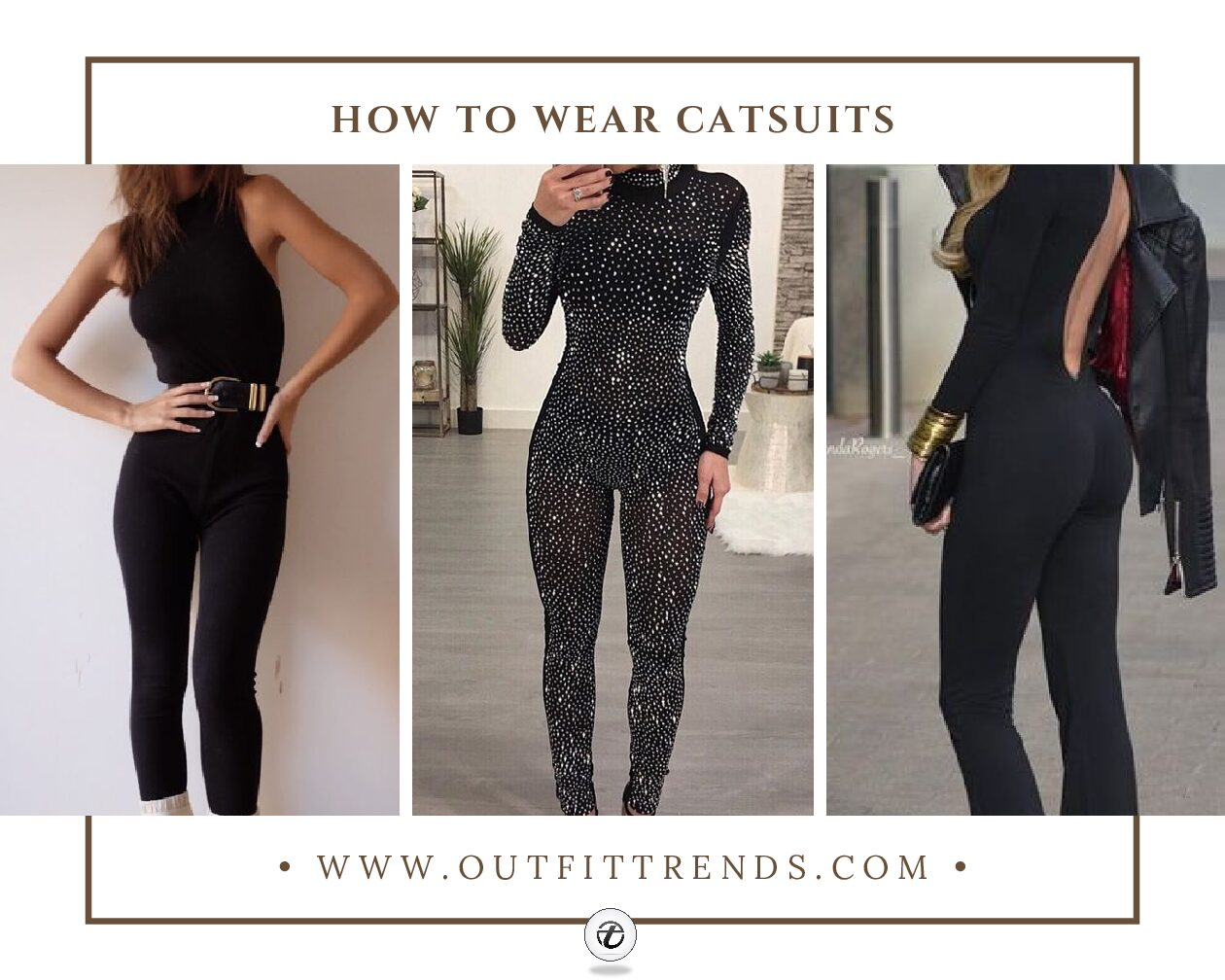 How To Wear Catsuits 20 Catsuit Outfits With Styling Ideas