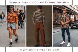 Best Summer Colors for Men: 20 Color Combinations To Try
