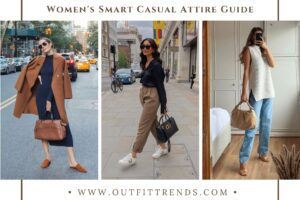 Smart Casual Attire Guide for Women – 26 Outfits for 2021