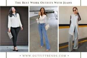 26 Best Casual Work Outfits with Jeans for Women to Wear