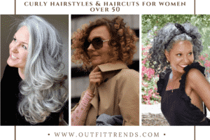 21 Best Curly Hairstyles For Women Over 50 To Try This Year
