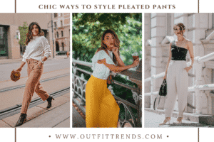 Pleated Pant Outfits for Women52 Ways to Wear Pleated Pants