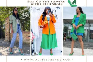 Womens Outfits with Green Shoes13 Ways to Wear Green Shoes
