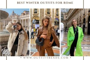What to Wear in Rome 37 Best Womens Winter Outfits for Rome