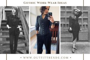 Gothic Work Outfits 25 Wearable Goth Outfits for Work