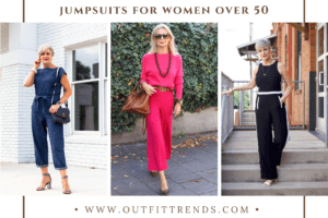 Jumpsuit Outfits for Women Over 50 How to Style Jumpsuits