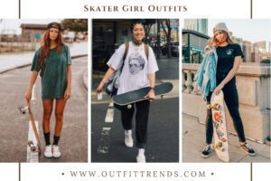 21 Amazing Skater Girl Outfits: What to Wear Skating?