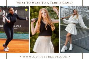 Womens Tennis Outfits23 Outfits to Wear for Playing Tennis