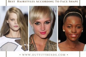 20 Best Haircuts And Hairstyles According To Face Shape