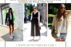 Best Summer Coffee Shop Outfits for Women to Wear This Year