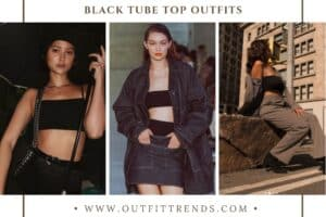 Black Tube Top Outfits 21 Ideas On How To Wear A Tube Top
