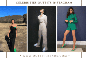 20 Instagram Celebrity Outfits To Add To Your Mood Board