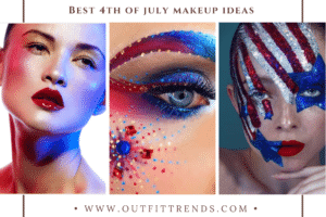 20 4th of July Make up Ideas And Inspo That We All Need