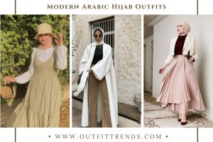 20 Best Arab Hijab Outfits for Women Modern Arabic Hijabs