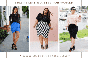 Tulip Skirt Outfits 23 Ways to Wear a Tulip Skirt