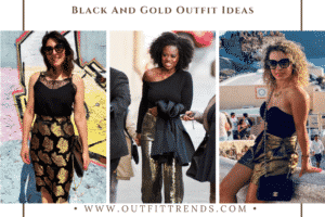 Black And Gold Outfit Ideas 20 Ideas Youll Love