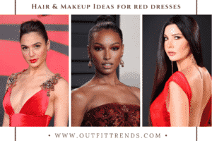 23 Red Dress Makeup Ideas Hairstyling Tips for Perfect Look